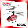 8002G 4.0ch with gyro toy 2.4ghz rc model helicopter