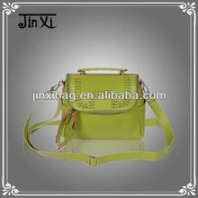 New design lady hobo pu leather handbag crossbody bag