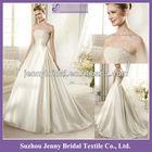 SP006 New arrival strappless wedding dresses in dubai 2013