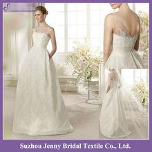 SP018 2013 beach summer lace New arrival Sweep/Brush designer pregnant women wedding dress