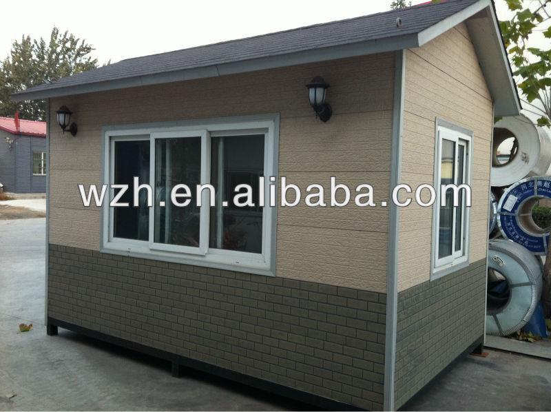 Casas prefabricadas madera casas prefabricadas panel - Casas de panel sandwich ...