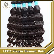 Virgin Rmey Brazilian Natural Wave Hair Guangzhou grade 6A Hair Extension