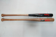 PL-003B High Quality Promotional Training Ash Wood Baseball Bats/softball bat