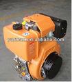 1500/1800rpm düşük Devri tek silindirli dizel motor