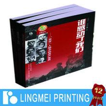 High Quality Flip Book Printing