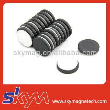 Adhesive Ferrite magnet