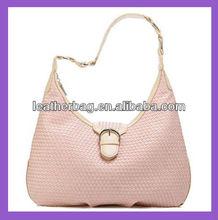 Lady Weave hobo bag from Guangzhou factory