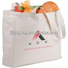 Classic Cotton Canvas All-Purpose Convention Tote Bag