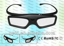 Latest fasionable 3D TV active glasses