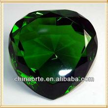 Cheap Green Crystal Diamond For RWedding Gift
