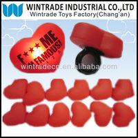 Flashing LED Ring with light, Valentine LED Heart Rings