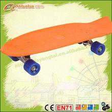 penny skateboard.nickel cruisers complete skateboard.plastic penny style mini cruiser skate board.fish skateCE EN13613 27'' 28''