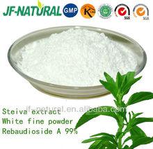 100% Stevia extract Rebaudioside A 99%