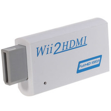 Will to HDMI Full HD 1080P Output Upscaling Converter Adapter