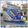 Spongebob funny inflatable bouncy slide