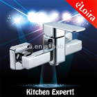 High End Chitchen Floor-Mounted Shower Faucet