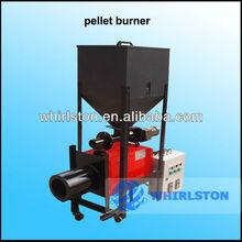 Promotion whirlston residential pellet burner for boiler