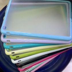 tpu bumper case for ipad mini , shockproof for mini ipad case