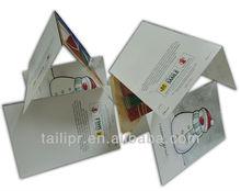 Hot sale Christmas card / greeting card GC001
