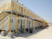 prefab steel house