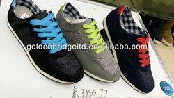 fashion canvas footwear shoe 2014 casual men shoes