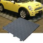 PP interlocking garage floor