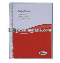 High Quaity A4 Clear Sheet Protector