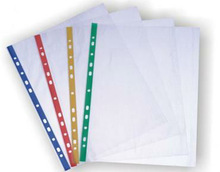 High Quality 11 Holes A4 Sheet Protector