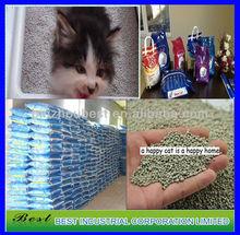 Bentonite Cat litter, premium bentonite/montmorillonite clay desiccant/cat litter bulk