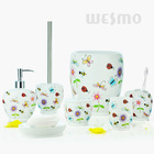 polyresin bathroom set(WBP0809A)
