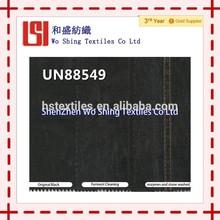 (UN88549)New design 100% Cotton twill slub denim cotton textile industries