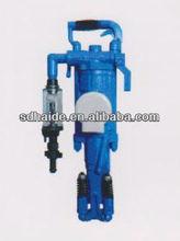 Air leg YT28 pneumatic rock drill