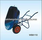 china powered wheelbarrows for sale WB6110
