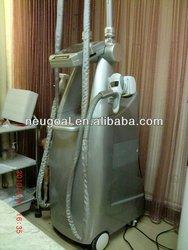 Ultra cavitation vacuum rolling body contour