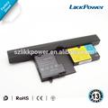 sostituzione della batteria del computer portatile per thinkpad x60 6363 tablet pc