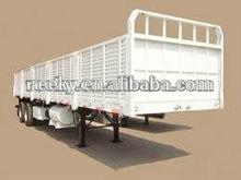 2Axles 30T Bulk Cargo Trailer for sales