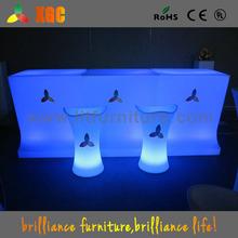luminous bone chair, glow bar stool, club/pub stool