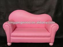 fireproof kids sofa,children pink leather sofa sets,double kids sofa