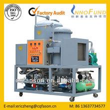 Fason DTS Insulating Oil Regeneration Equipment/Insulation Oil Filtration Machine/Transformer Oil Purification Equipment
