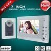 7 inchTFT Small apartments 7inch Video Door Intercom Phone system