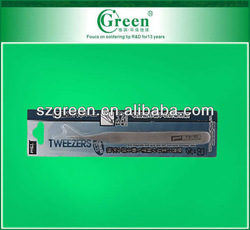 GOOT Stainless Precision Tweezers Long TS-10