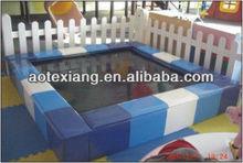 New Design Children Playground Indoor Euipment- water bed