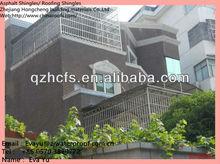 Asphalt shingles roofing material