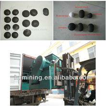 Pyrolysis Carbon Briquette Machine/ Briquettes Making Machine/ Briquette plant