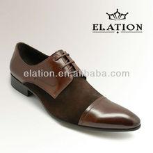 Popular fine leather shoes for men 2012
