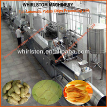 full automatic french fries/potato chips production plant