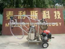 2015 hot sale cow milking machine price