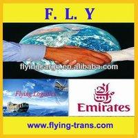 reliable swift cheapest professional international express from china to Dubai U.A.E etc worldwide