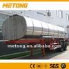 2000L Automatic heating asphalt transportation tank,tank trailer, bitumen transportation tank truck