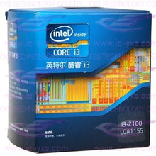 Intel Core i3 2100 CPU 3.1GHZ LGA1155